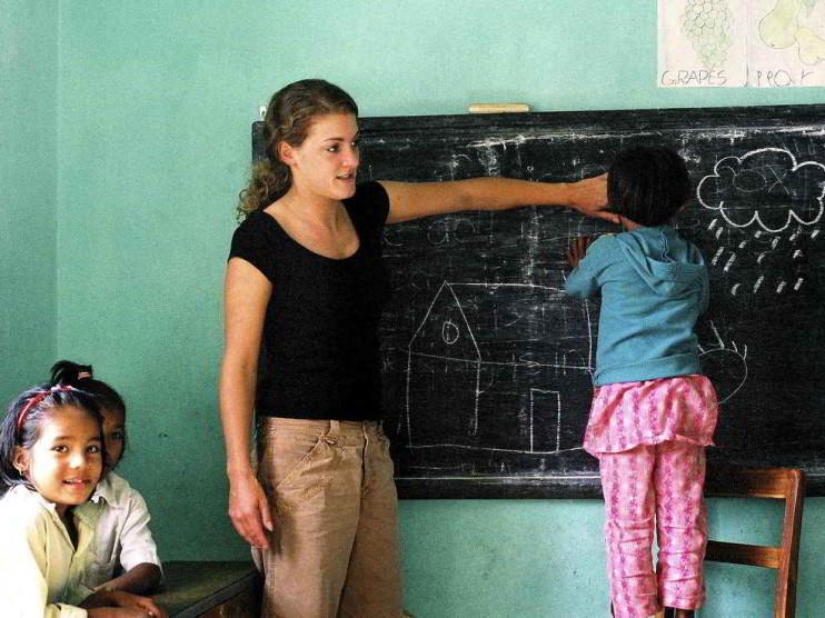 Educación para el desarrollo humano sostenible