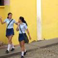 Formación en valores en Cuba
