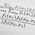 Teoría matemática de la administración. Investigación de operaciones