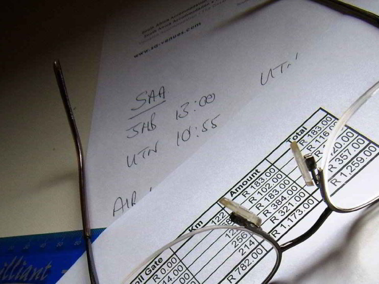 SAG Sistema de análisis de gastos