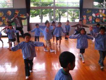Indicadores de desarrollo del ejercicio físico en niños de edad temprana y preescolar