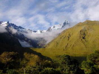 Condiciones geográficas del desarrollo del Perú en el escenario geopolítico sudamericano