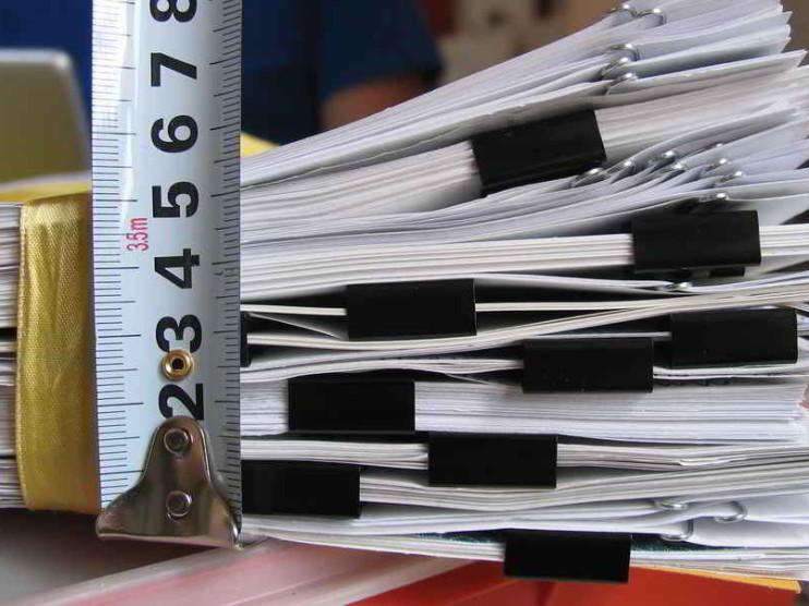Auditoria interna de la información empresarial