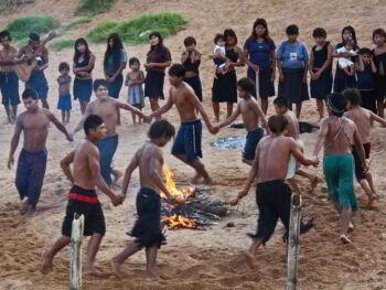 Los pueblos indígenas del Paraguay y su guerra silenciosa