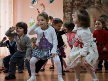 Conversación de los niños en edad preescolar
