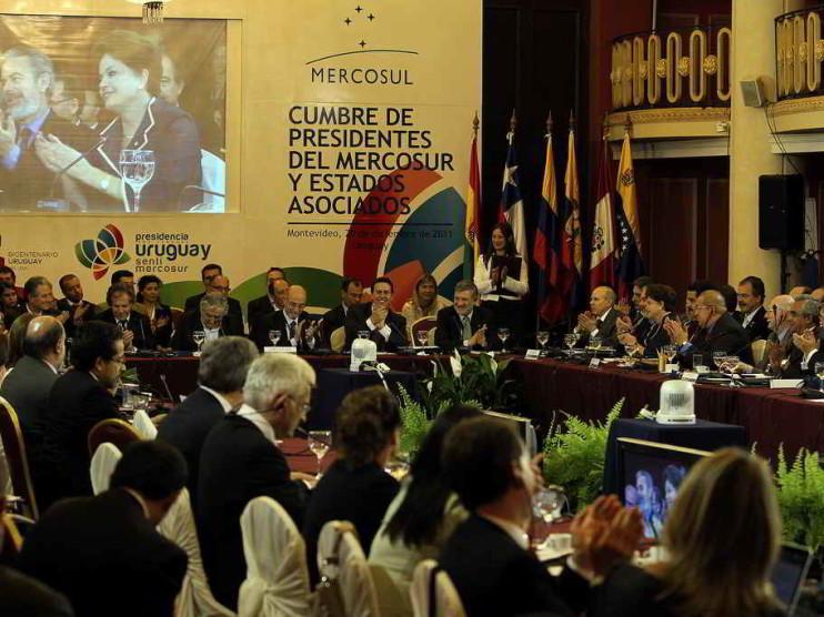 La política exterior en el ámbito del MERCOSUR
