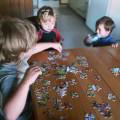 Enseñanza de solución de problemas creativos con niños