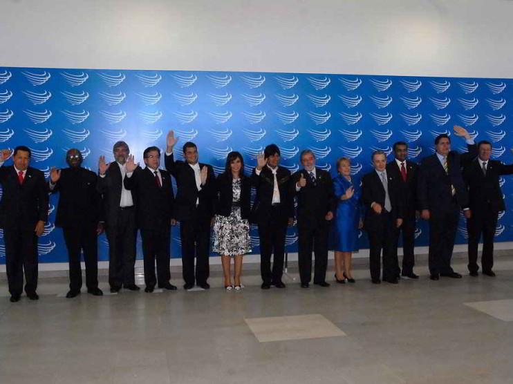 Desafíos del MERCOSUR y UNASUR e integración regional