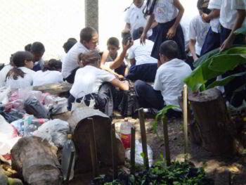 Cultura ambiental en el diagnóstico comunitario