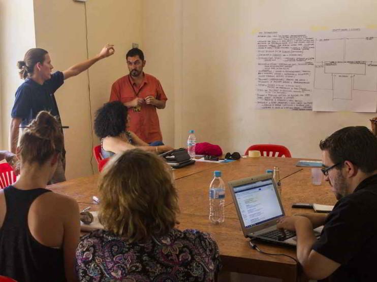 Comunicación organizacional en 360°