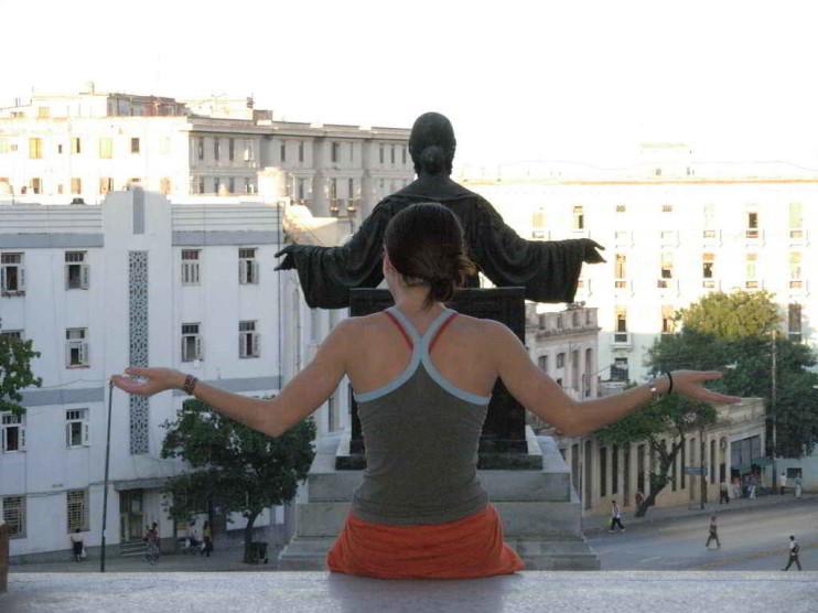 Formación de valores en un centro de educación superior en Cuba