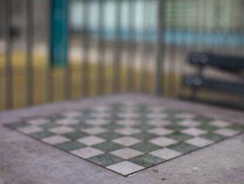 Remodelación de la academia de ajedrez en Taguasco