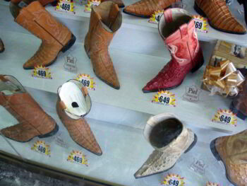 Perspectivas de la industria del calzado en México