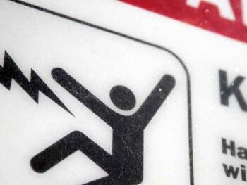 Riesgo eléctrico en los riesgos laborales