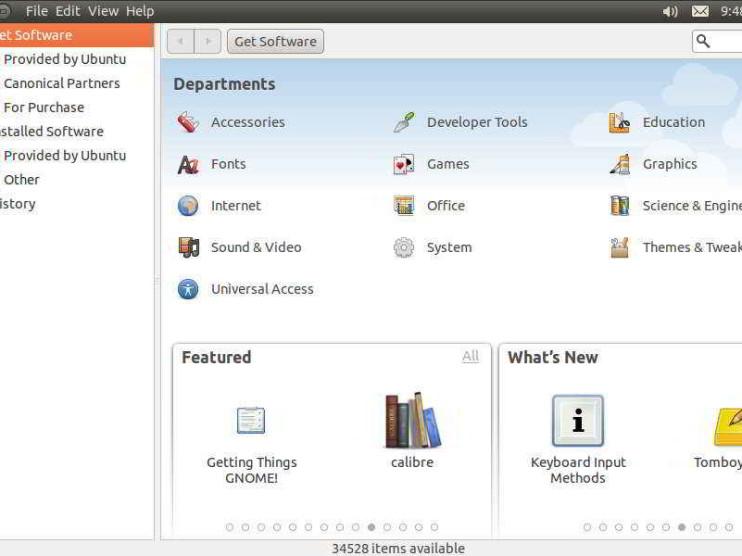 Administradores y requerimientos del software
