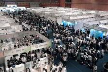 Actividades en las ferias de negocios internacionales