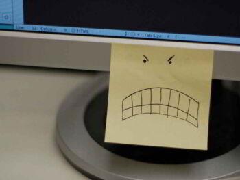 La cadena del enojo en los ambientes laborales
