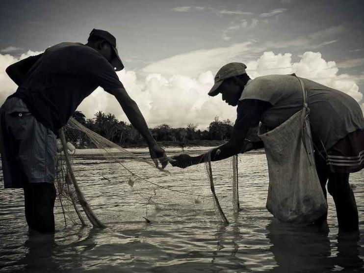 Historia de superación personal del pescador