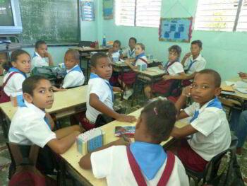 La motivación en la construcción de textos argumentativos en alumnos de 3er grado en Cuba