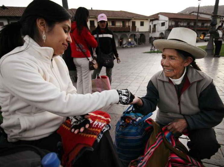 Liderazgo del Perú en microfinanzas