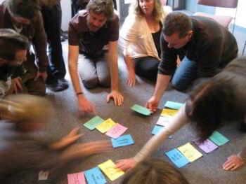 Manejo de focus groups o dinámicas grupales