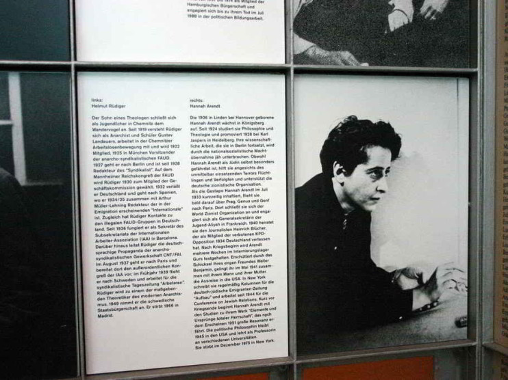 Hannah Arendt y su pensamiento político