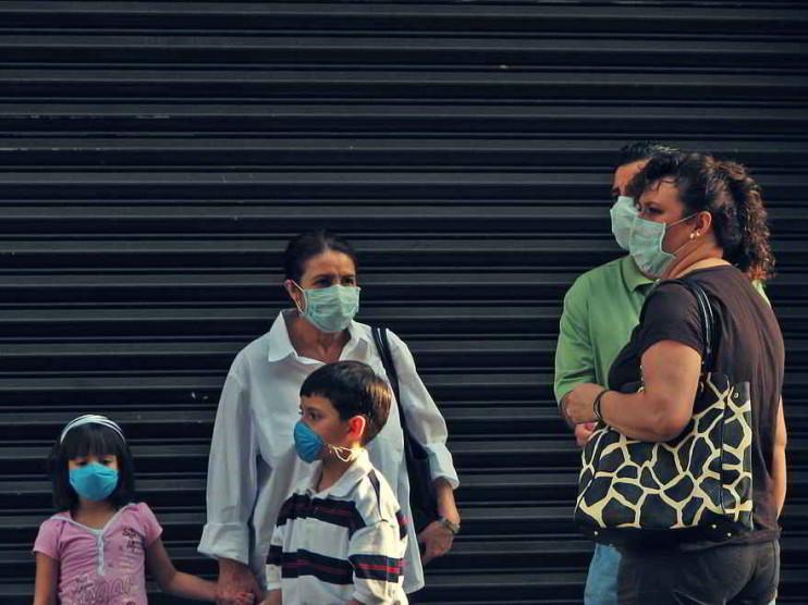 Plan de contingencia para la epidemia de Influenza AH1N1