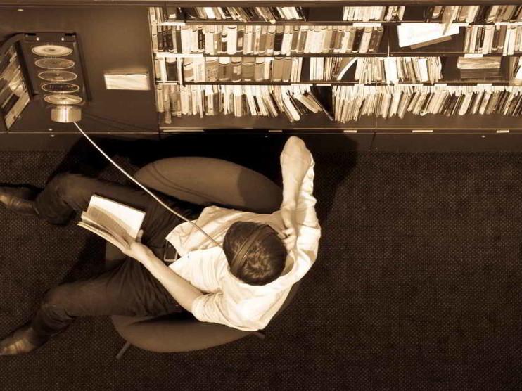 Importancia de tener hábito de lectura y escuchar audiolibros