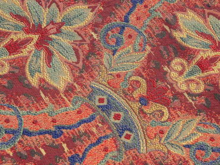 Fibras textiles como soporte de las obras plásticas