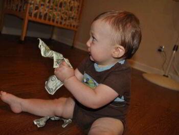Educación financiera para niños y manejo del dinero