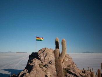 Historia del turismo en Bolivia