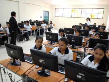 Uso de las TICs y desempeño académico de los estudiantes de Bogotá