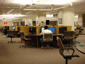 El área de recursos informativos en la empresa