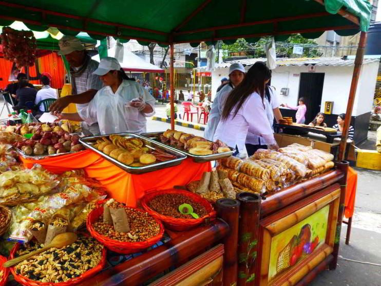 Hábitos de consumo en Bogotá