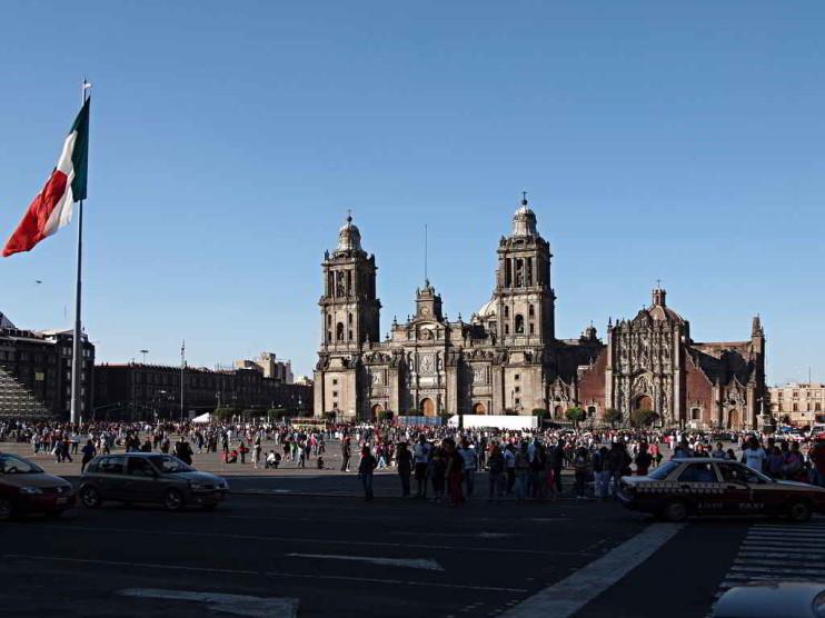 El delito, la pena y el estado en México