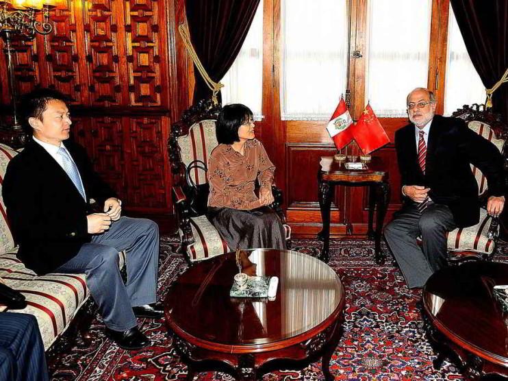 Reflexiones sobre el tratado de libre comercio entre Perú y la China