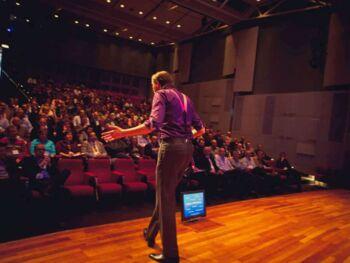 La oratoria y el entusiasmo