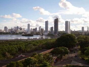 Centro bancario internacional de Panamá