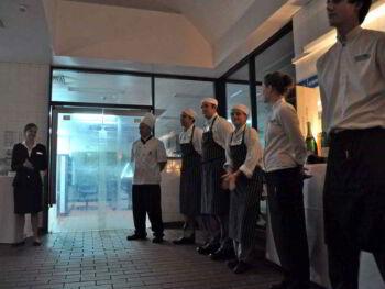Curso de francés para dependientes gastronómicos en hoteles de Cuba