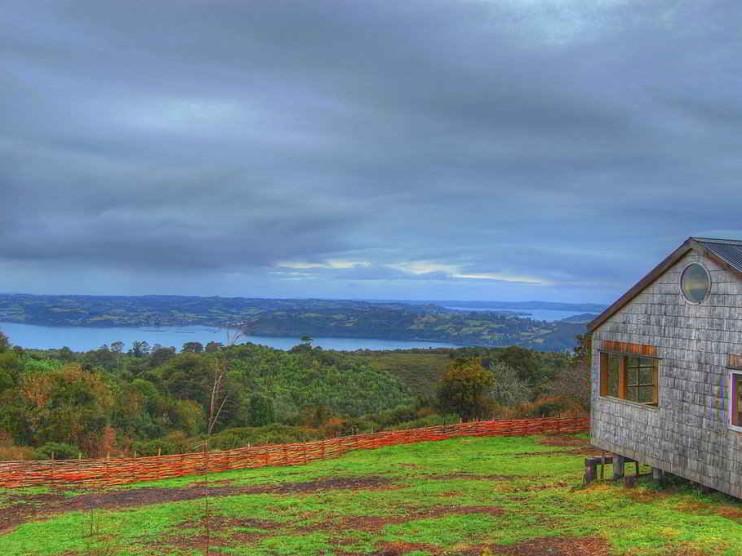 Proyecto para el desarrollo de la competitividad rural agrícola. Curaco de Vélez, Chiloé, Chile
