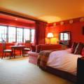Calidad de las habitaciones del hotel y servicio de excelencia
