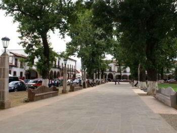 Modernización estructural de la administración pública del estado de Michoacan en México