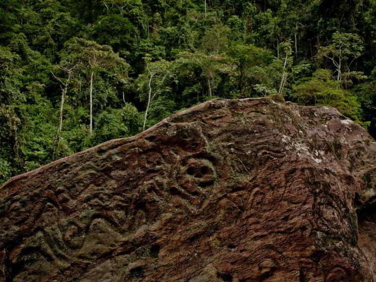 Los petroglifos de Napo como atractivo turístico arqueológico