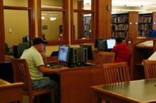 Tecnologías aplicadas a una Biblioteca en Cuba