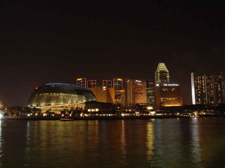 Breve historia y números relevantes de Singapur