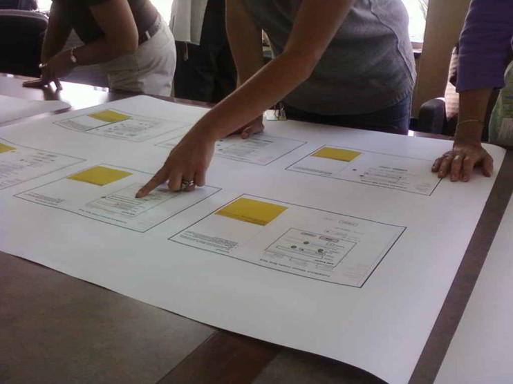 Metodología para el diseño y elaboración de un sitio web