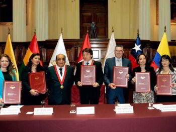 Programas de apoyo a la comunidad Andina y a la integración regional