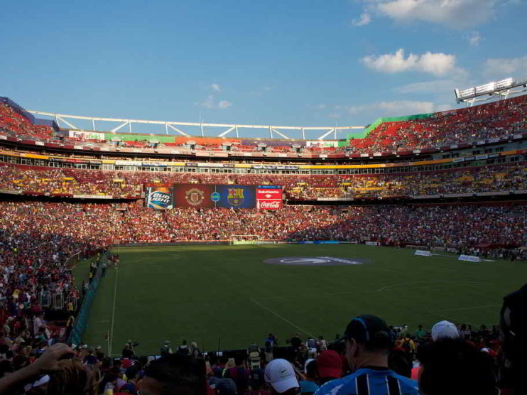 El futbol como manifestación del capitalismo