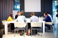 La organización como red conversacional