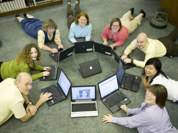 Grupos formales e informales en la organización, características